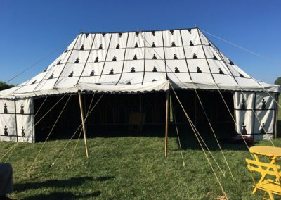 10x5 marokkaanse tent